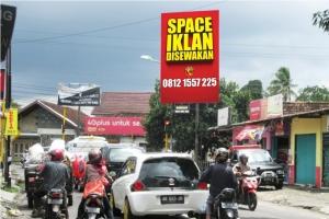 Pertigaan Kamdanen, Jl. Palagan Tentara Pelajar